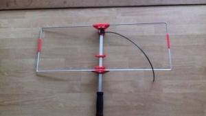 Vossenjacht VHF antenne