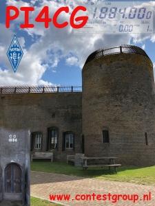 QSL PI4CG Open monumentendag 2019